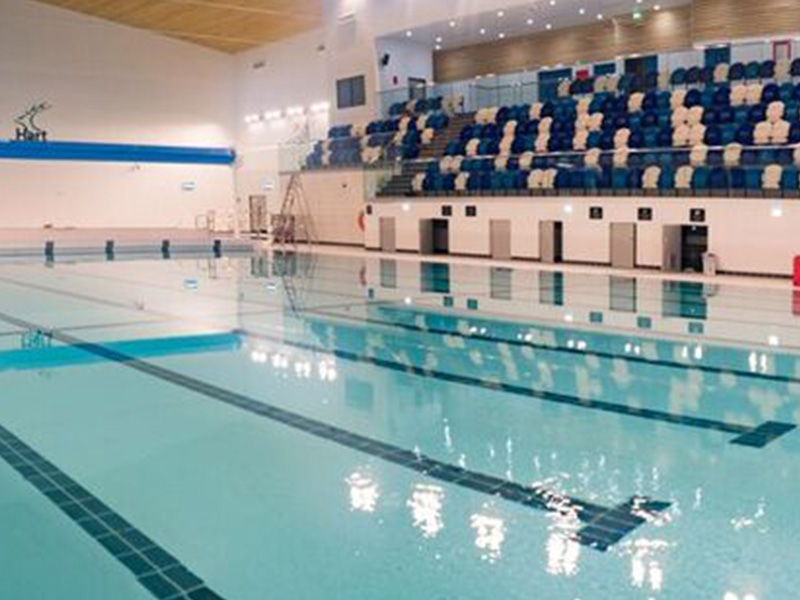 Phaze electrical bristol electrical contractors in - University of bristol swimming pool ...